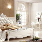 欧式风情卧室图片