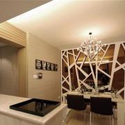 客厅厨房隔断创意设计