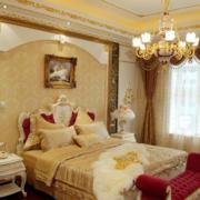 简欧式奢华卧室