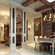 餐厅复古典雅装潢
