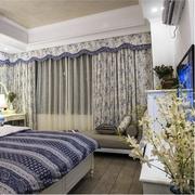 简约风格卧室壁纸设计