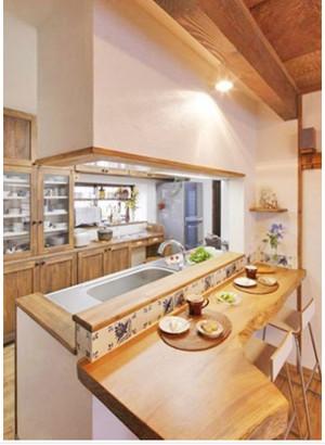 别墅厨房设计大全