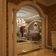 别墅精致欧式客厅