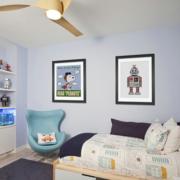 小户型家居卧室图片