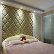 单身女生卧室背景墙
