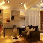 大户型公寓卧室设计