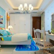 宜家舒适的儿童房