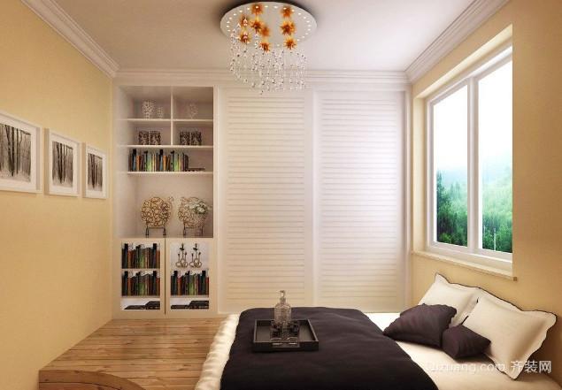 三室一厅卧室榻榻米装修效果图