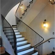 不锈钢楼梯装修大全