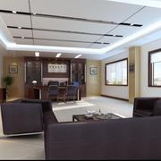 商务大楼办公室装修