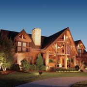 自然风格木屋设计大全