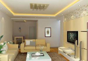 复式楼室内家居装潢设计效果图