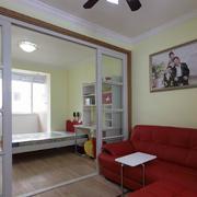 精致型客厅装修图片