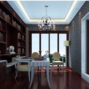 巧妙美观的书房