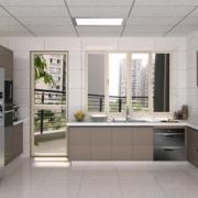 厨房铝扣板吊顶展示