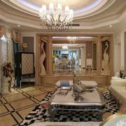 精致迷人的客厅