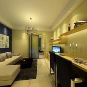 怡情公寓卧室设计