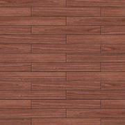 巧克力色的地板