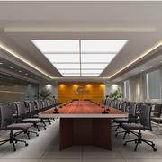 办公室会议桌装修