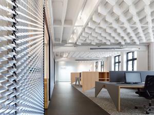 商务大楼办公室设计