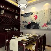 餐厅中式韵味装饰画
