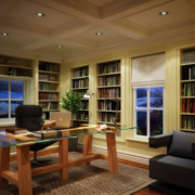 创意书房效果图片