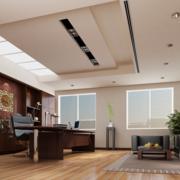 办公室木地板图片