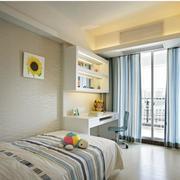 儿童房卧室窗帘欣赏