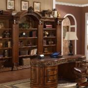 传统型书房效果图片
