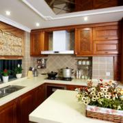 厨房水池效果图片