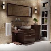 洗手间浴室柜展示