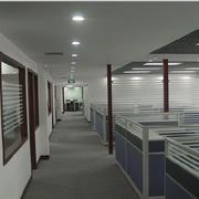 工厂公司走廊效果图