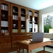大户型家居书房设计