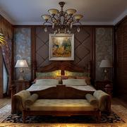 大户型家居美式卧室