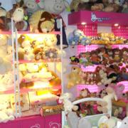 吸引人的目光的玩具店