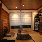 日式风格榻榻米效果图