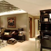 高贵典雅客厅图片