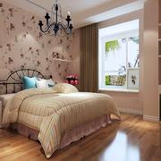 甜美的小户型卧室