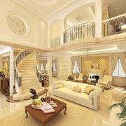 自然风格楼梯装修图片