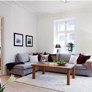 公寓沙发效果图片