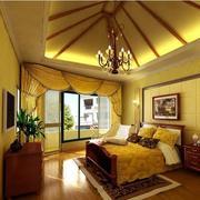 卧室温馨装潢欣赏