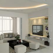 精致舒适的家居客厅