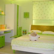 自然清爽的卧室