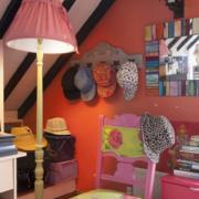 色彩鲜艳的儿童房