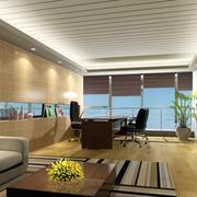 办公室沙发设计图片