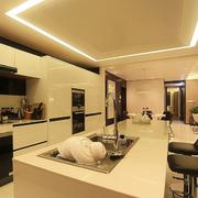 现代都市时尚厨房