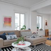 北欧风情的客厅