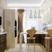 现代精致的厨房图片