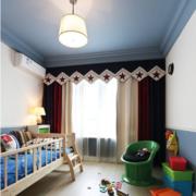 美丽大户型儿童房
