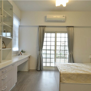 安逸舒适的卧室欣赏